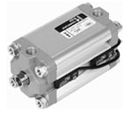 Joucomatic Compact Cylinders Dia. 32 - 100mm Compatible With ISO15552AFNORDIN-Single And Double Acting